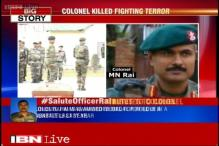Col MN Rai given military honour, UP government announces Rs 30 lakh for family