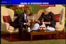 American media largely ignores Obama's India visit, some give cursory coverage