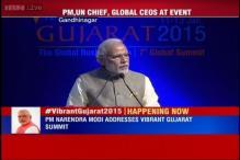 PM Modi woos investors at Vibrant Gujarat summit, says India offers demand, democracy, demography