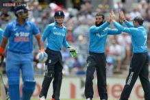 Tri-Series: MS Dhoni blames batsmen for loss to England
