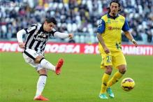 Juventus get late winner to beat Parma 1-0 in Italian Cup
