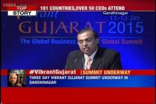 Watch: RIL Chairman Mukesh Ambani addresses the gathering at Vibrant Gujarat Summit