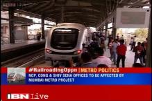 NCP, Congress, Sena asked to vacate offices for construction of Colaba metro line