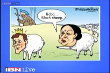 Cartoon of the day: Jayanthi Natarajan quits Congress