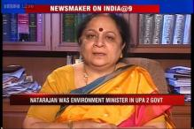 Newsmaker of the Day: Jayanthi Natarajan