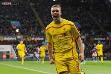 Liverpool beat Aston Villa 2-0 in Premier League