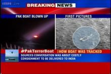Conversation from Karachi intercepted by NTRO led security agencies to suspicious boat