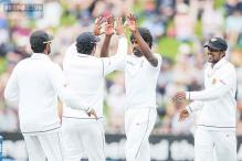2nd Test: Sri Lanka reeling on bowlers' day in Wellington