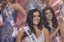Colombia's Paulina Vega wins Miss Universe 2014 title