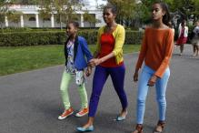 Photos: Why Sasha and Malia Ann are as stylish as their mother Michelle Obama