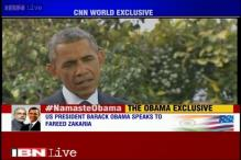 Maintained sustained dialogue with Saudis to promote free speech: Obama to Fareed Zakaria