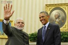 'Modi-Obama' kites a hit in Gujarat on Makar Sankranti