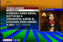 Padma awards announced: Amitabh Bachchan, LK Advani among other recipients