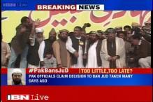 Pakistan bans Jamaat-ud-Dawa, Haqqani network