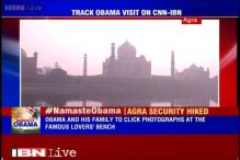 Security measures at Agra hiked ahead of Obama's visit on the 27th of January