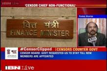 If government couldn't appoint members in 7 months, not our fault: Censor Board