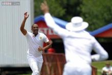 Paceman Vernon Philander expecting lively Cape Town wicket