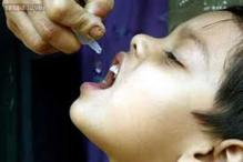 Thousands of children vaccinated with polio drops in Pakistan