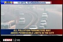 Pollution a top concern for Delhiites in Assembly elections