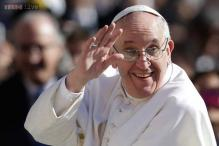 Listen to women more, don't be macho, Pope tells men