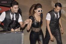 Snapshot: Priyanka Chopra looks cool as ever as she wears a leather outfit for a performance