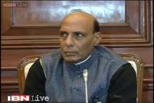 No compromise on internal security, says Rajnath Singh; asks forces to act against Pakistan