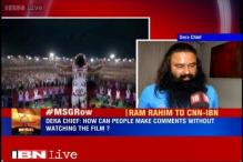 There is nothing provocative in 'MSG': Dera chief