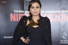 Look of the day: Rani Mukerji's Burberry look at Mardaani's Poland premiere wows fans