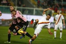 AS Roma, Inter Milan held to draws in Serie A