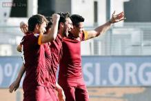 Controversial goal gives Roma 1-0 win at Udinese in Serie A