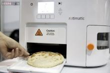 High-tech sewing machine to fully automatic roti maker: Quirky gadgets displayed at CES 2015