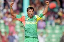 Court allows Bangladesh's Rubel Hossain to play in World Cup 2015