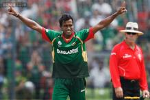 Bangladesh bowler gets bail, to stay with World Cup squad