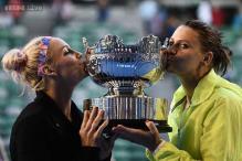 Mattek-Sands, Lucie Safarova win Australian Open doubles title