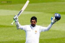2nd Test: Kumar Sangakkara's 203 guides Sri Lanka to 113-run lead