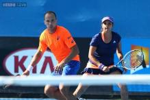 Sania, Paes reach mixed doubles quarters at Australian Open