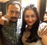 Manyata-Sanjay Dutt's dinner party: Ameesha Patel, Manisha Koirala, Armaan Kohli spotted