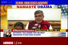 We must end violence against children: Satyarthi to Obama