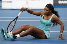 Serena Williams loses 2 of 4 singles matches at Hopman Cup