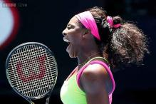 Australian Open: Serena thrashes Cibulkova to set up Keys semi-final