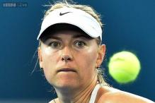 Maria Sharapova through to Brisbane International semifinals