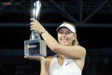Maria Sharapova beats Ana Ivanovic to win Brisbane International