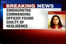 INS Sindhuratna tragedy: Commanding Officer found guilty, court martialled