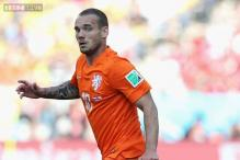 Juventus coach confirms Wesley Sneijder interest