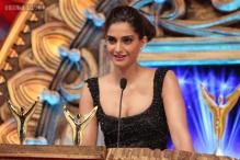 Who is Sonam Kapoor's lucky charm?