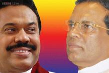 Sri Lanka voting ends with high turn out; incumbent President Mahinda Rajapaksa faces tough test