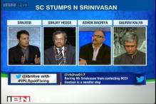 Supreme Court blow to N Srinivasan
