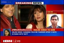 Journalist Nalini Singh to be questioned by SIT today in the Sunanda Pushkar death probe