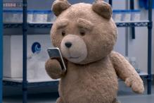 'Ted 2' trailer: Mark Wahlberg drops an entire shelf of sperm on himself; Ted uploads the photo with a hashtag #GrrMonday