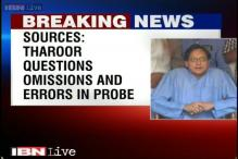 Shashi Tharoor writes to Delhi Police Commissioner claiming errors in Sunanda Pushkar death probe